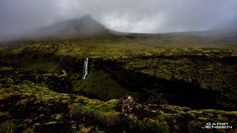 Iceland-thorsmork-skogar-waterfall